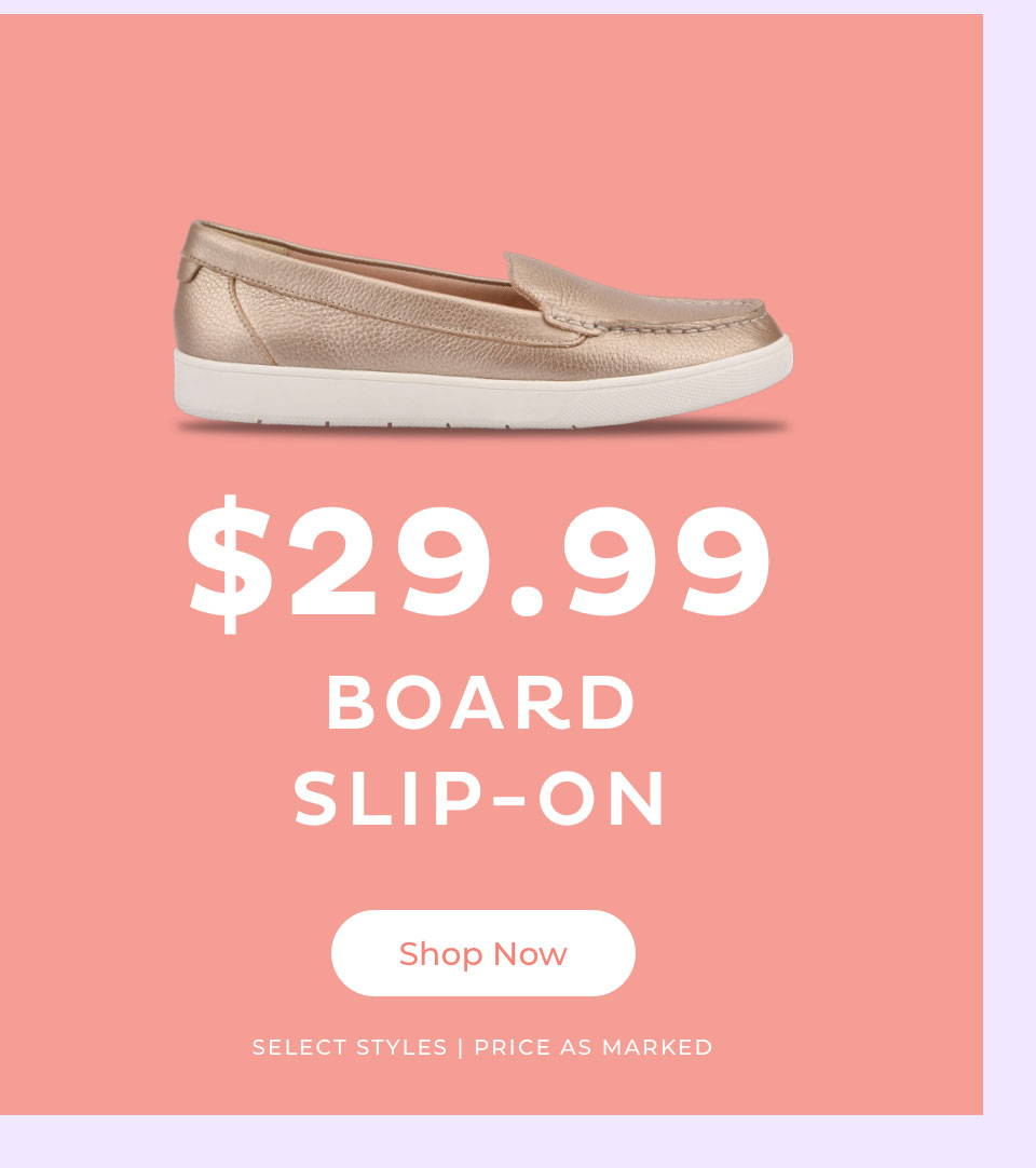 $29.99 Board Slip On