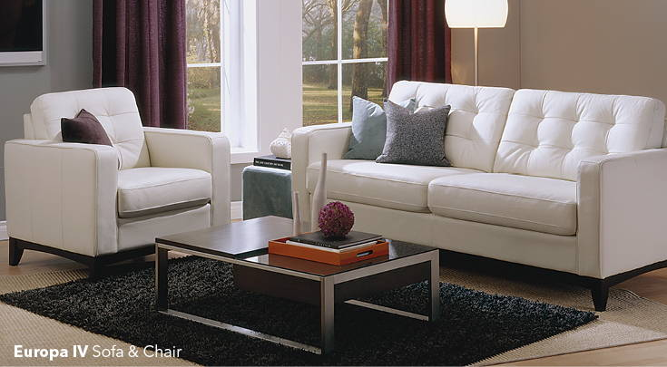 Leather Vs Fabric Dufresne Furniture