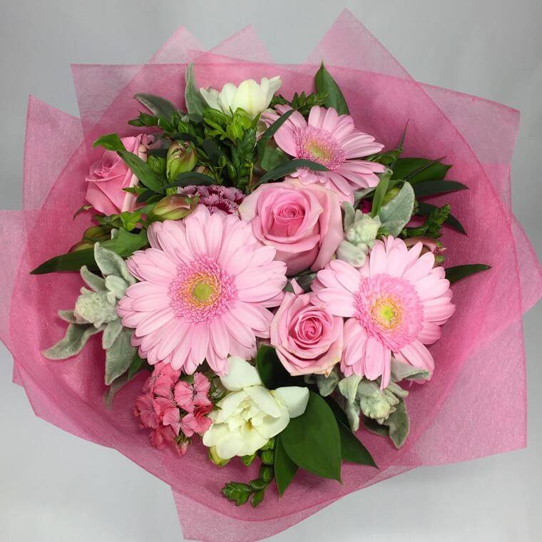 Wellington Soft Flower Bouquet for delivery