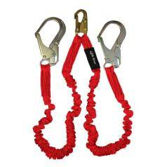 Fall protection lanyards, lines and grabs from X1 Safety