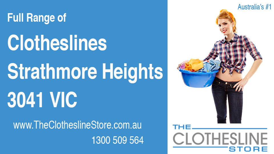 New Clotheslines in Strathmore Heights Victoria 3041