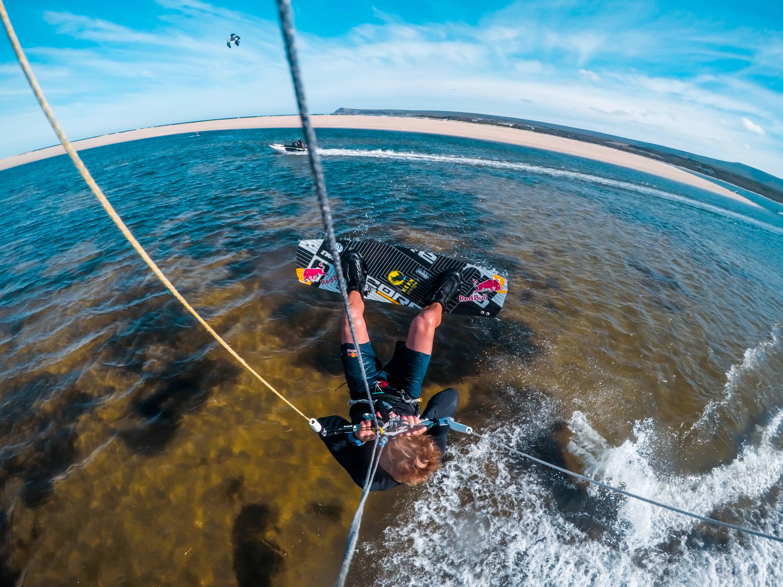 Gopro kite mount lines