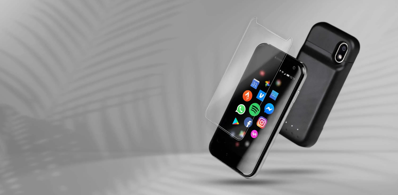 Palm best minimalist small phone