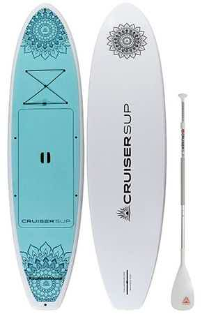 Cruiser SUP Balance SUP Yoga paddle board