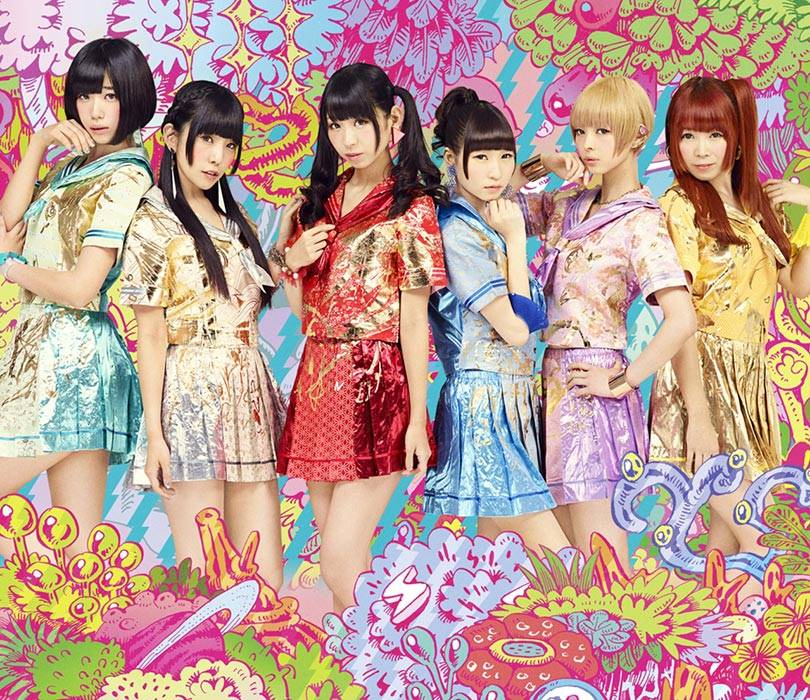 Dempagumi.inc Akihabara idol group jpop JPU Records