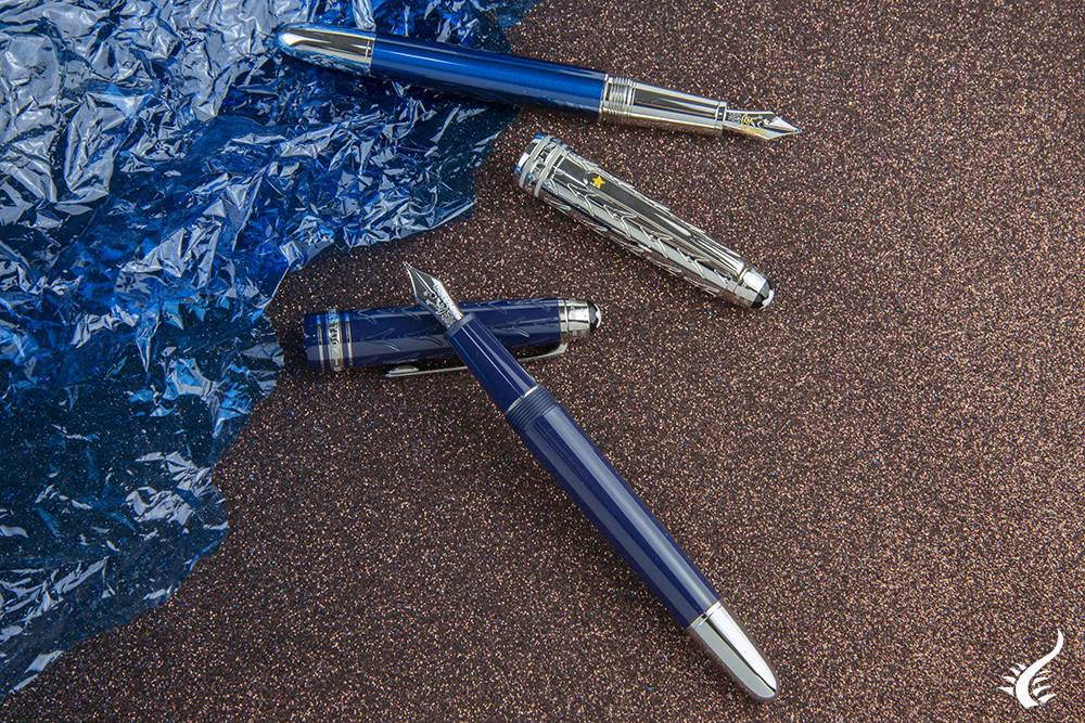 Montblanc Meisterstuck Petit Prince Azul