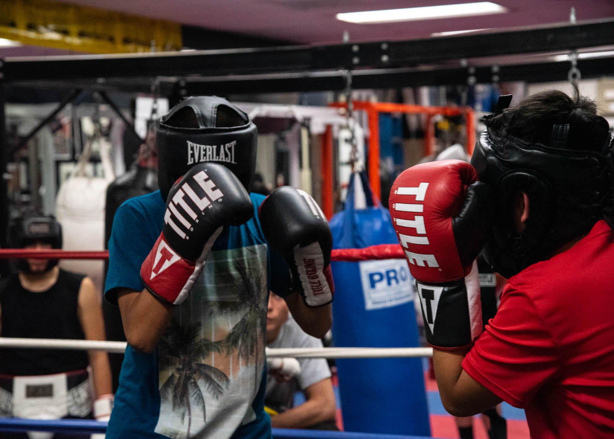 O.C. Boxing
