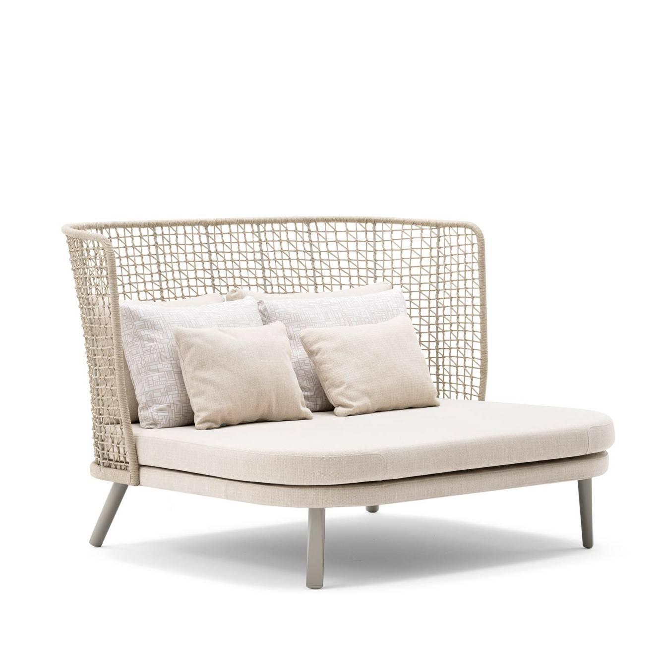Emma Highback Compact Daybed