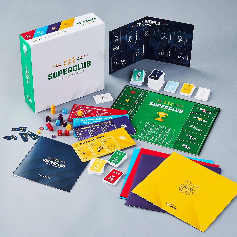 Superclub - in the box