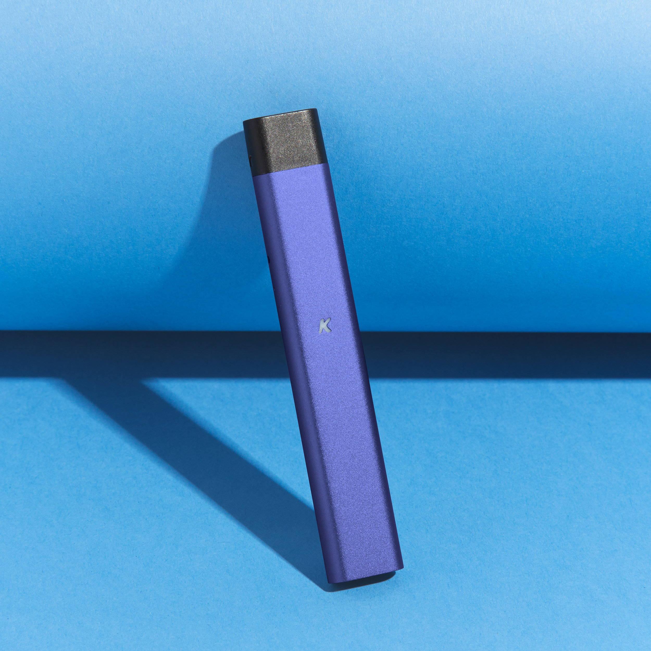KandyPens portable vaporizer purple