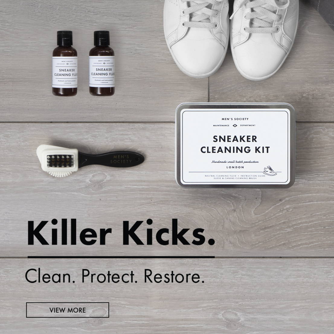 Sneaker cleaning gifts for men