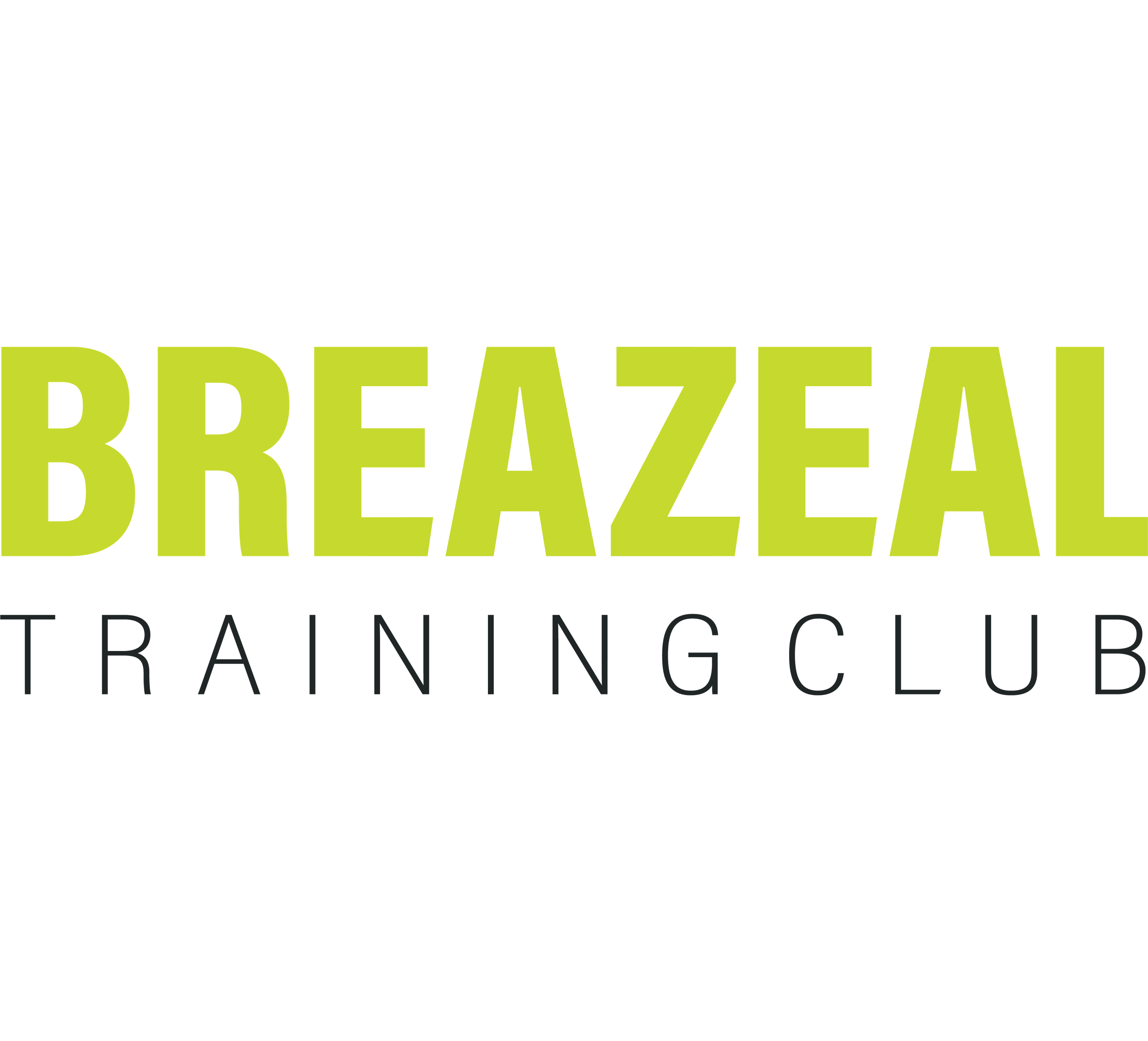 Breazeal Training Club