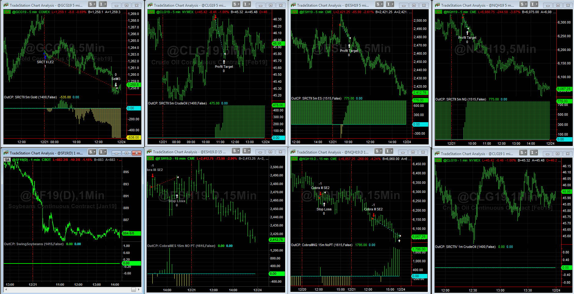 Capstone Trading Systems Automated Trading Systems For