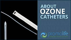 Ozone Catheters