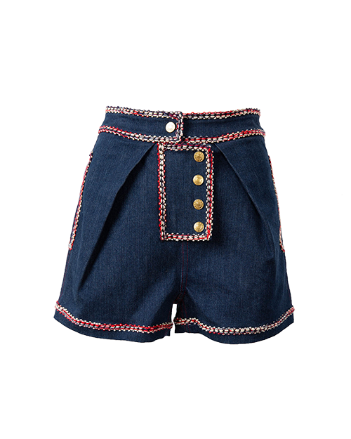 Denim Shorts | Holiday Gift Guide | J.ING