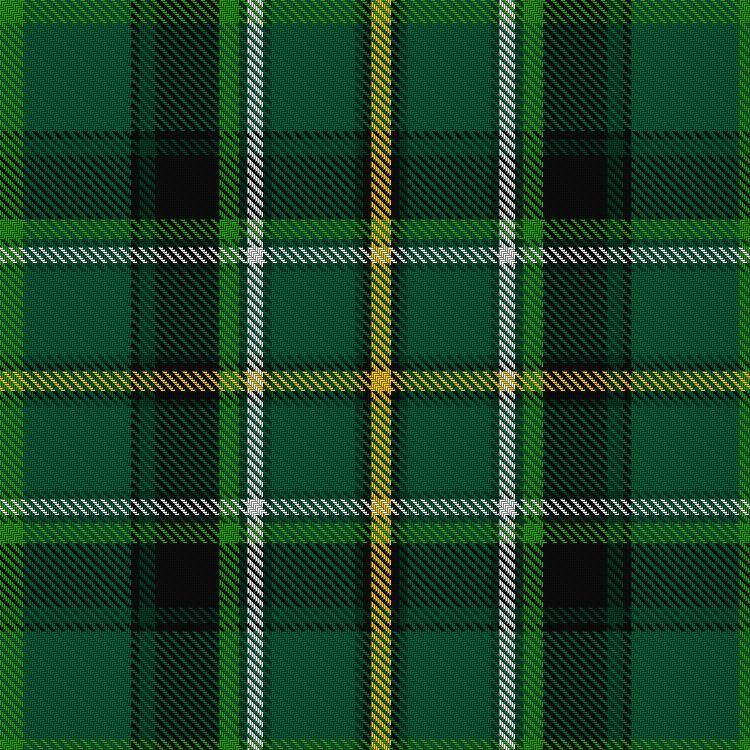 Celtic Football Club tartan