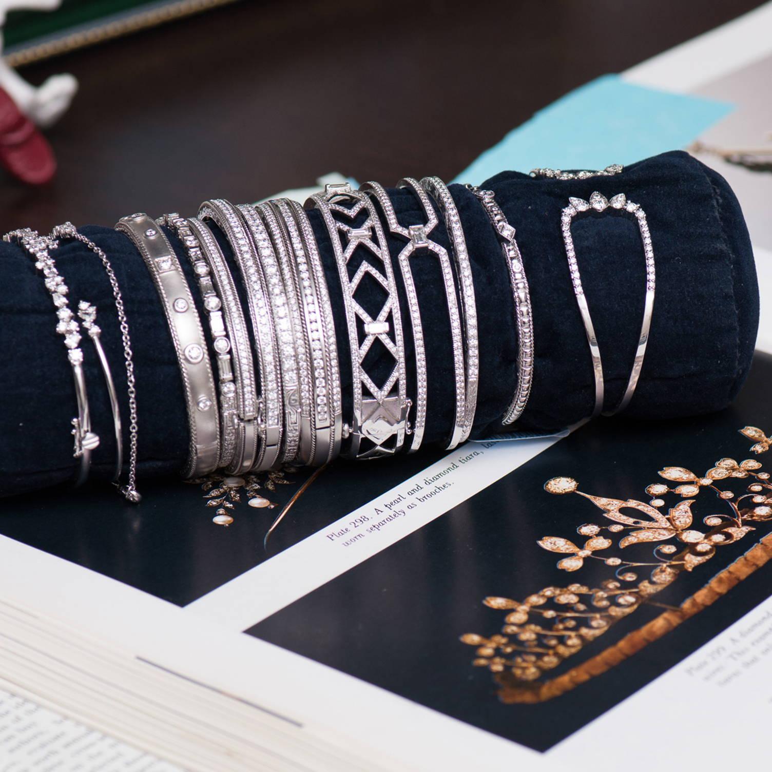 Penny Preville Diamond Bracelets