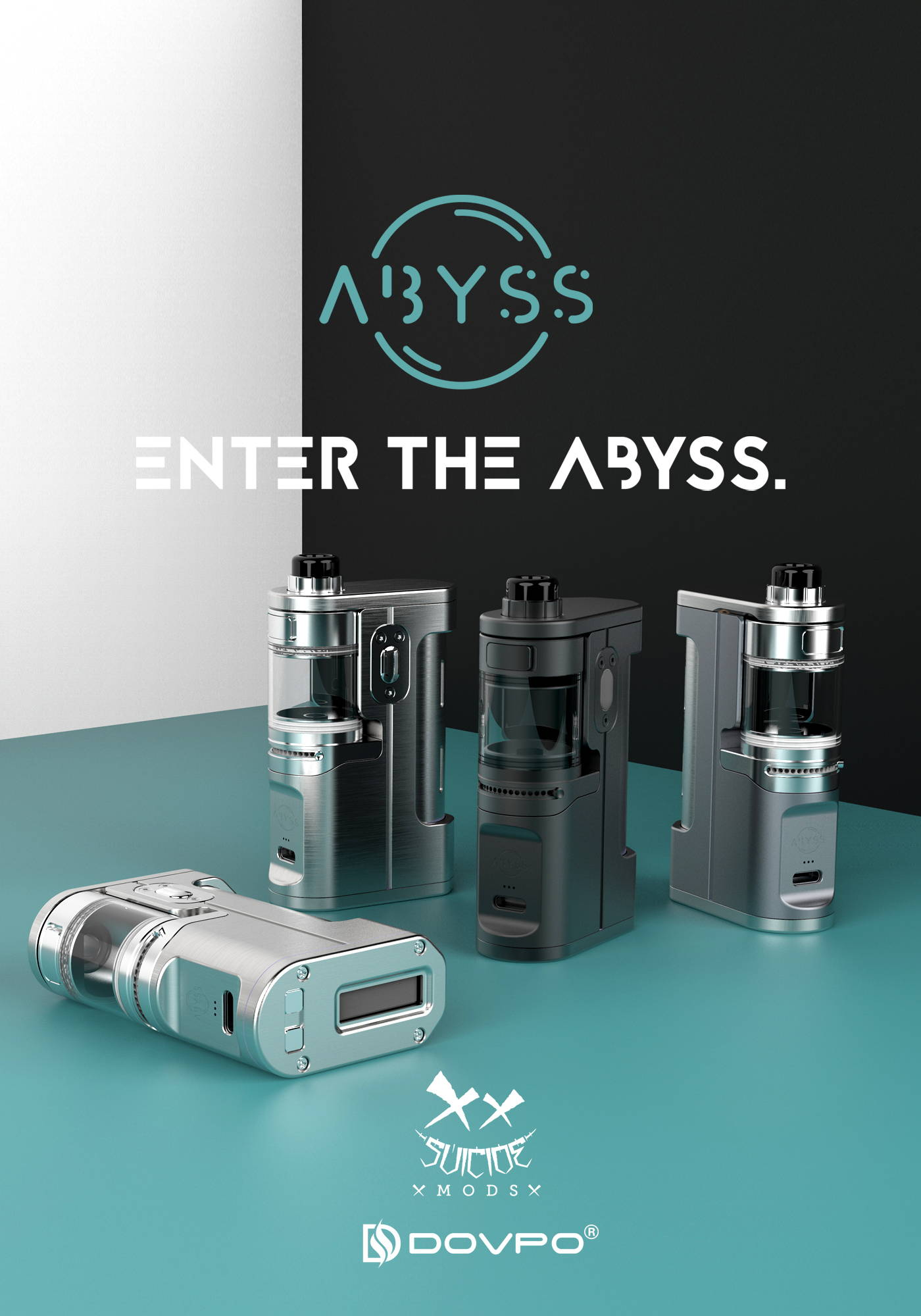ABYSS AIO 60W KIT