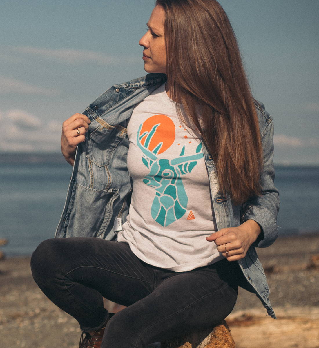 The Great PNW Sparkle Tee