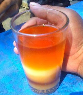 Seven Layer Tea