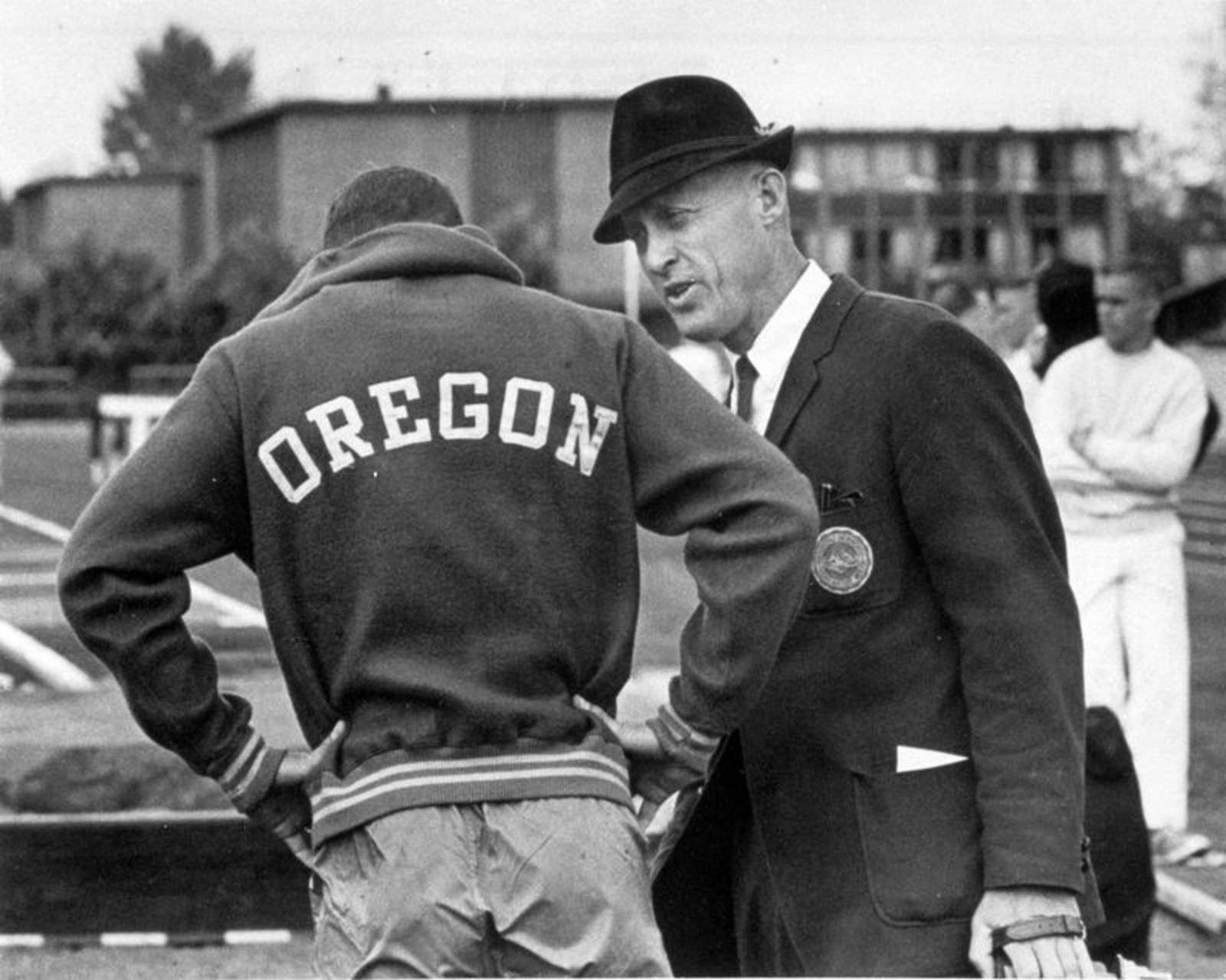 Bill Bowerman Nike Co-Founder