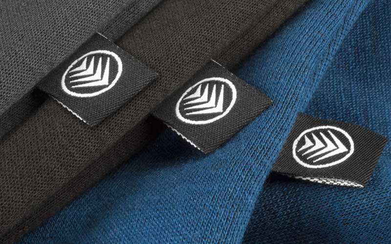 Aero Tech Design logo on Merino Wool