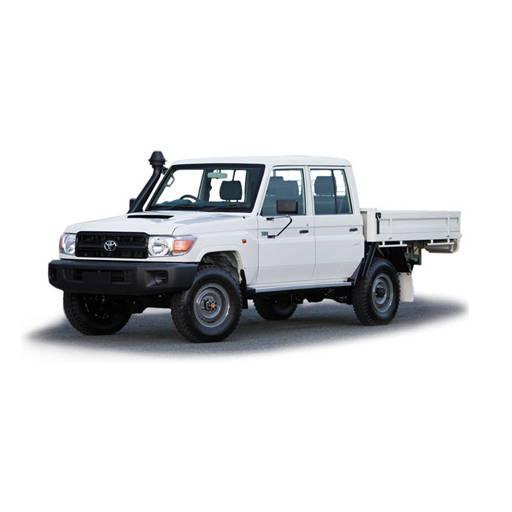 toyota landcruiser 79 series