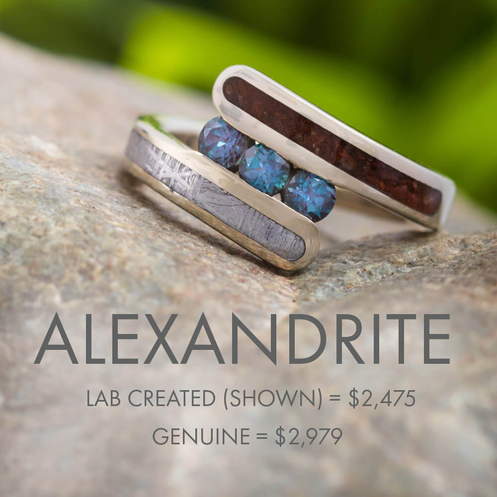 Natural vs Genuine vs Lab-Created Gemstones: What's the