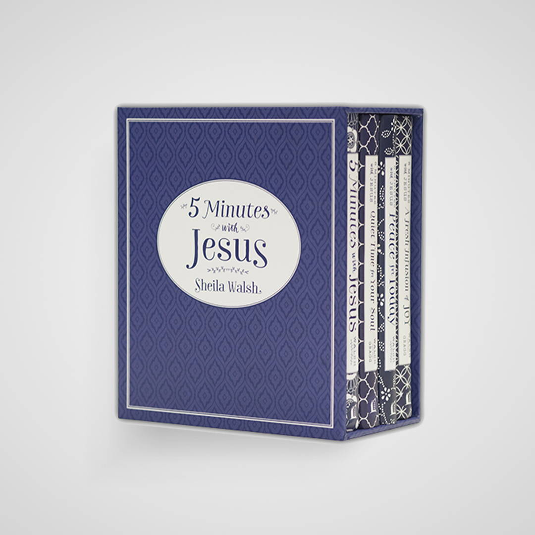 5 Minutes with Jesus Box Set
