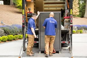 Professional Safe Delivery Unloading