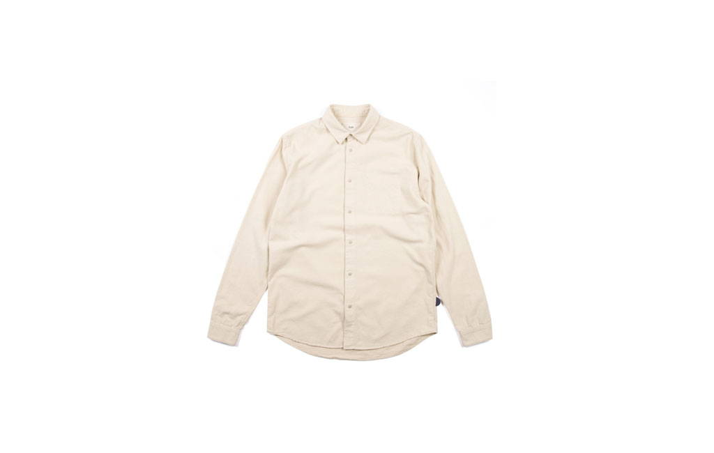Folk Stitch Pocket Shirt