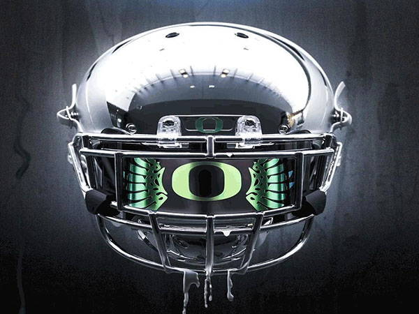 hologram football visor