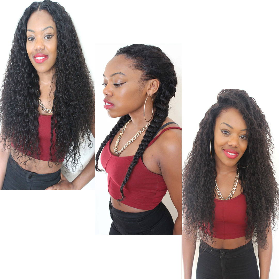Sew-in or ...braided