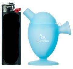Nucleus Silicone Cone Bubbler - DopeBoo