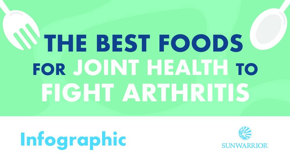The Best Foods for Joint Health to Fight Arthritis | Featured