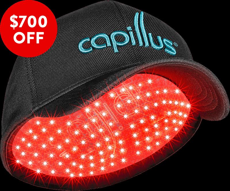 $700 OFF CapillusX+