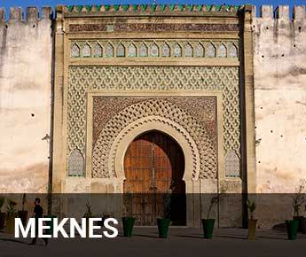 Travelbay Morocco Tailor Made Tours - Meknes