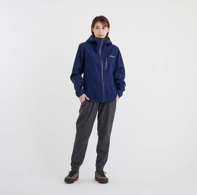 patagonia(パタゴニア)/カルサイトジャケット/ネイビー/WOMENS