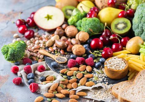 Vegane Ernährung Nährstofflieferanten