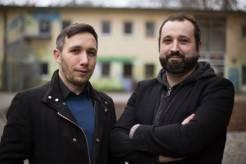 die Autoren Maik Fielitz und Holger Marcks