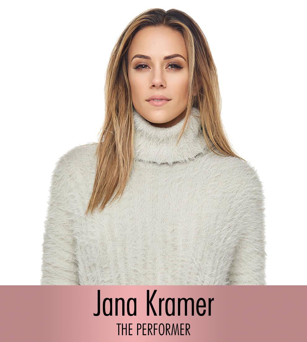 JANA KRAMER - The Performer