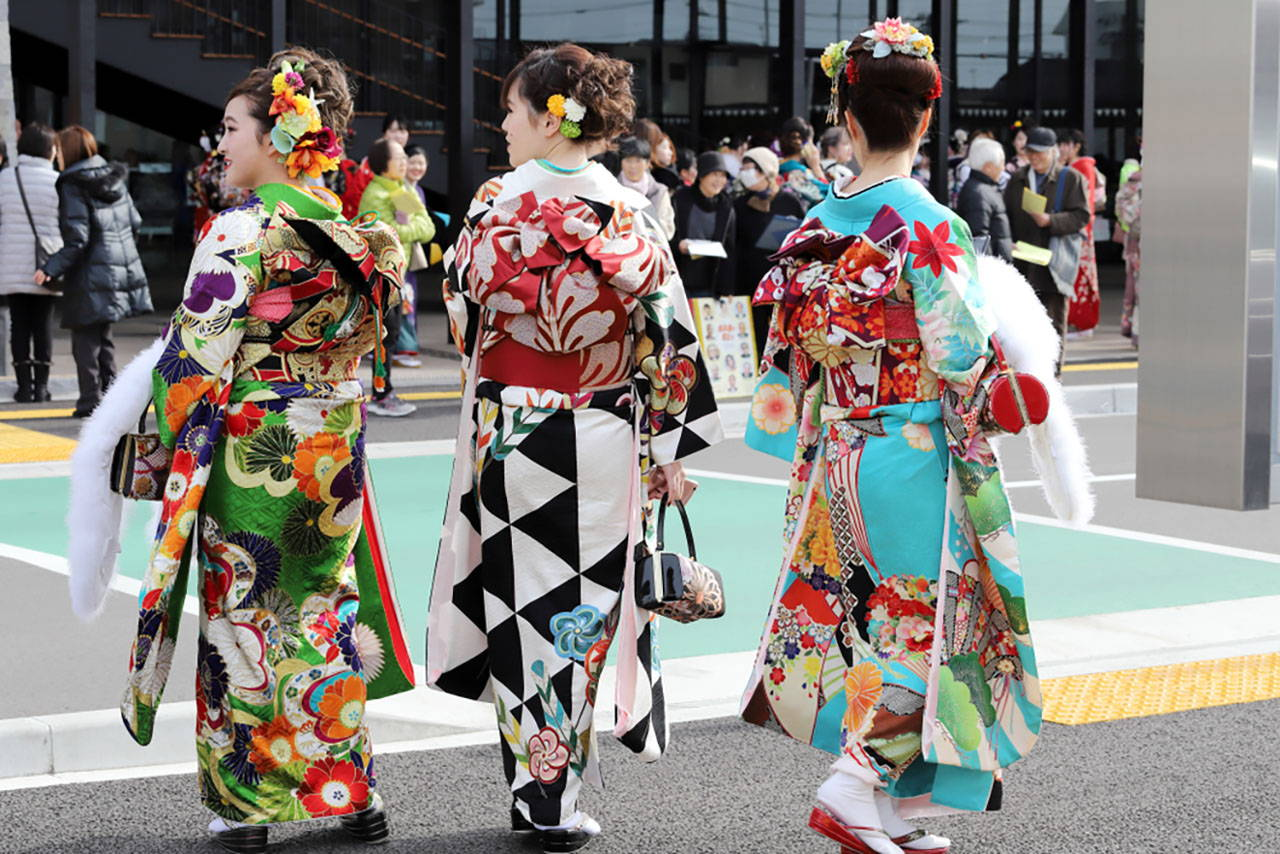 formal types of kimono