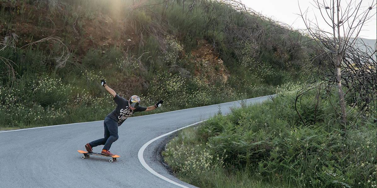 Luis Pereira Skateboarding