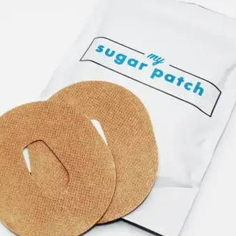My Sugar Patch CGM Adhesives in Diabetes Subscription Box