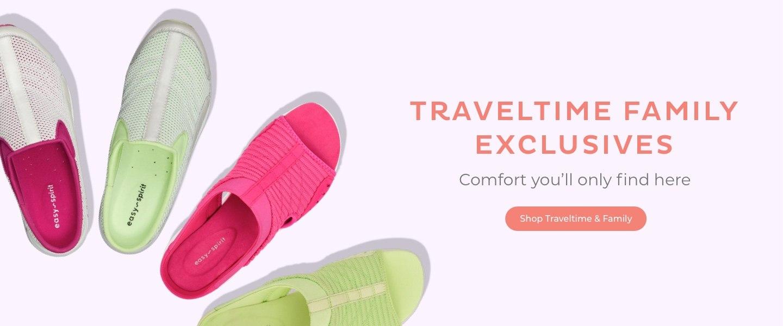 Shop Traveltime & Family