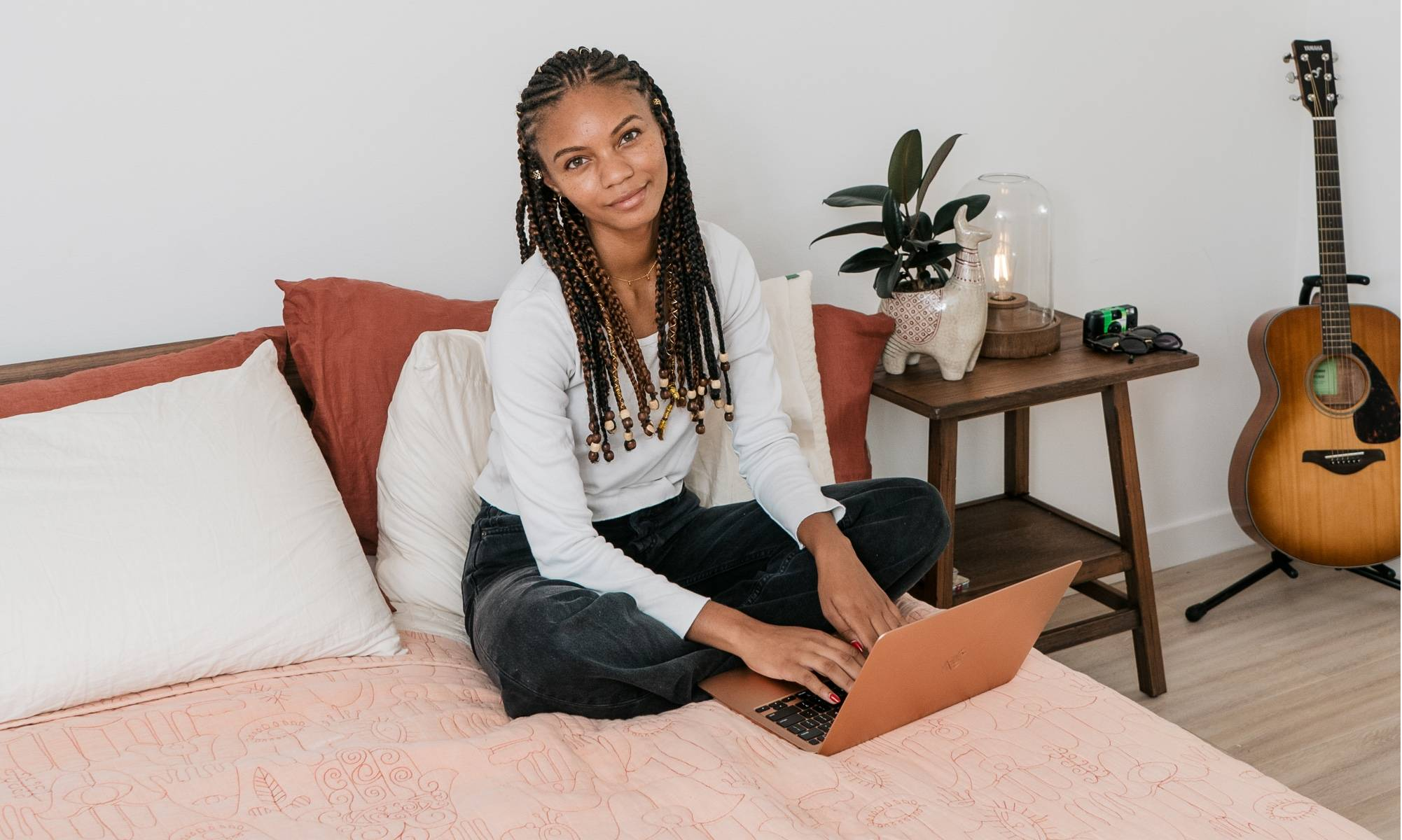 Leah Thomas started the Intersectional Environmentalist.