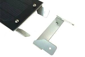 Custom Solar Panel Bracket