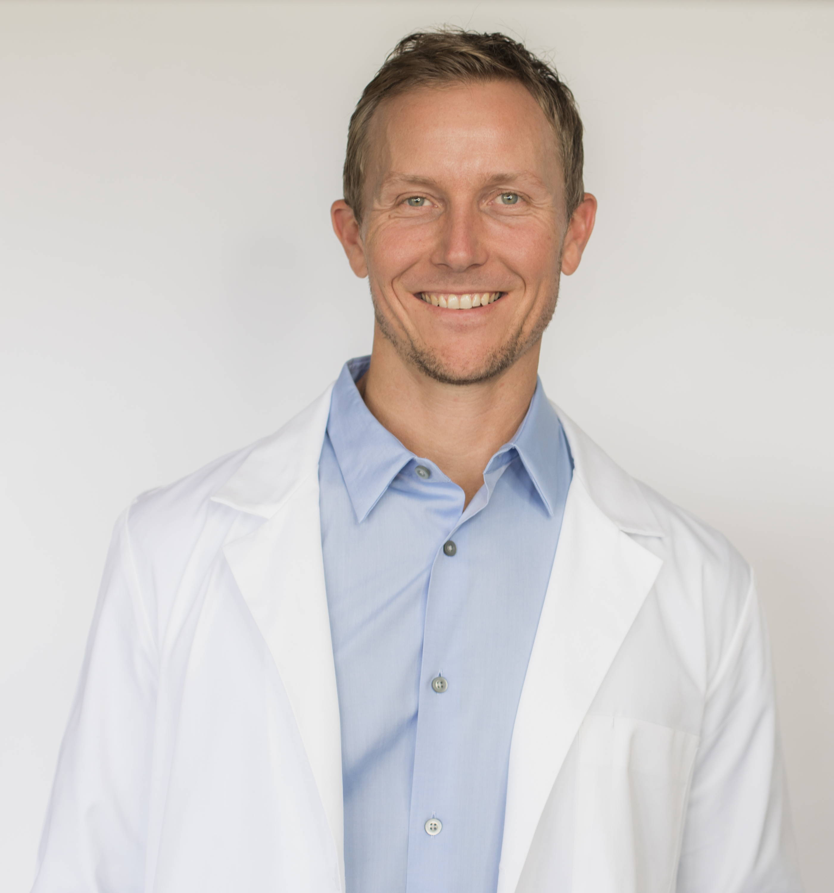 Author Dr. Chad Walding