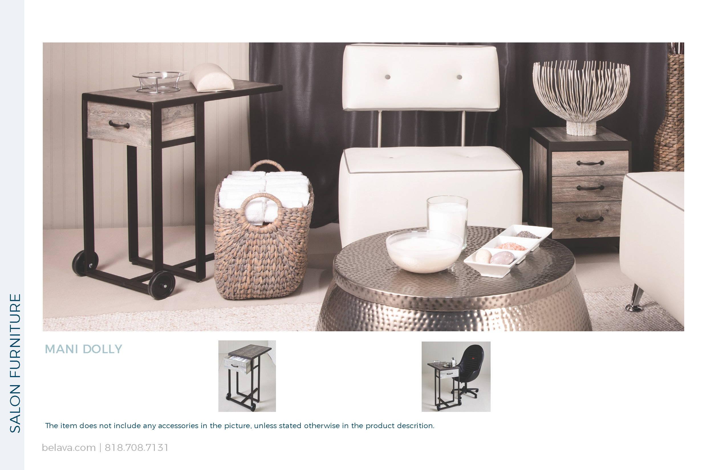 Salon Set Up by Belava