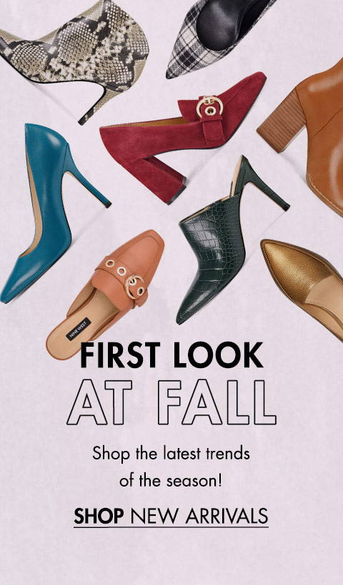 First Look at Fall